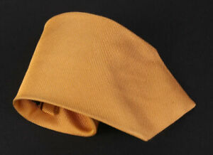 Etro-Milano-Tie-Gold-100-Silk-Made-in-Italy