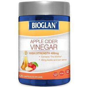 Bioglan Apple Cider Vinegar Fire Cider Cap X 90 - Chemist Direct