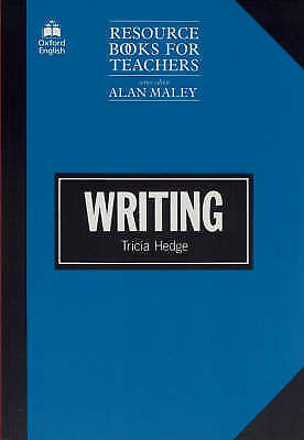 Writing (Resource Books for Teachers)-ExLibrary