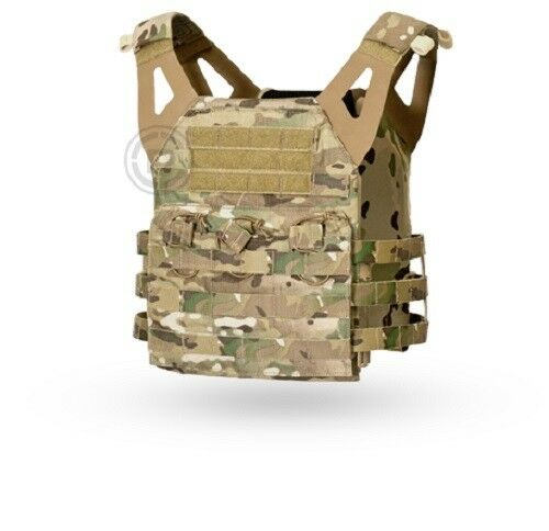 Medium Crye Precision JPC Jumpable Plate Carrier Vest MultiCam