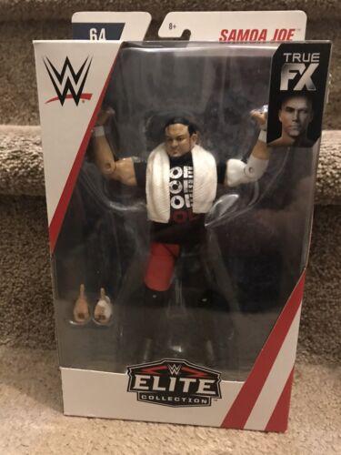 Mattel WWE Elite 64 Samoa Joe FIGURE NEW
