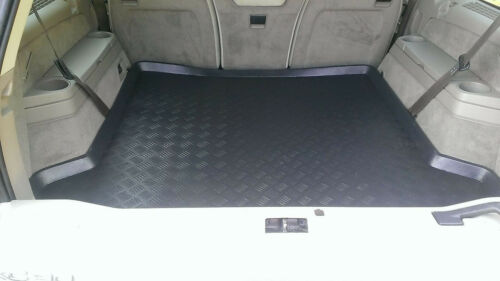Volvo XC90 trunk floor mat rear cargo liner new made in SWEDEN xact fit 31011REN