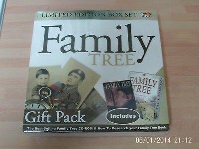 Family Tree Limited Edition Box Set New&sealed üBerlegene Leistung