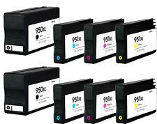 8P New Gen 950XL 951XL Ink Cartridge for HP OfficeJet Pro 8600 8610 8615 Printer