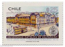 Chile 1978 #929 50 años Universidad Catolica de Valparaiso MNH
