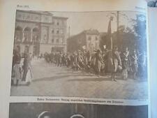 1915 die Woche 47 / Temesvar / Dyckburg Diekburg bei Münster