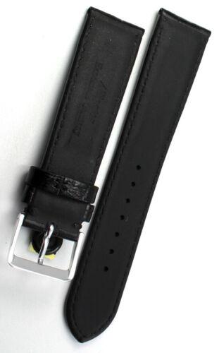 20mm /18 echt ALLIGATOR BAND Handarbeit GERMANY Louisiana KROKOBAND Uhrenarmband