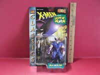 X-men Classics Wolverine 5in Figure W/light-up Plasma Weapon Toy Biz 1996