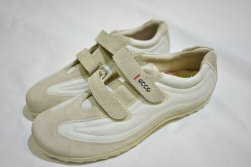 ECCO Woman's Comfort Shoes with Velcro Size 41/ 10