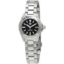 Tag Heuer Aquaracer Black Dial Ladies Watch WBD1410.BA0741