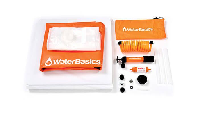 WaterBasics™ 30 Gallon Emergency Water Storage Kit