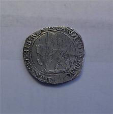1639 -1640 UNITED KINGDOM  CHARLES I  - 1/2 SILVER CROWN S - 2776