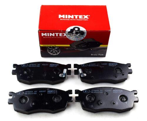 Mintex Pastiglie dei Freni Asse Anteriore Per Hyundai i20 MDB3057 immagine reale di parte