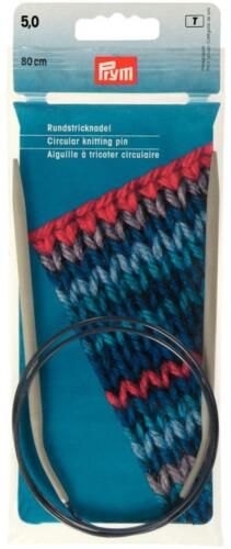 Prym Circular Knitting Needles Large Choice of Length/'s /& Sizes