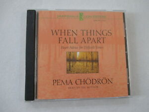 When Things Fall Apart By Chodron Pema Ebay
