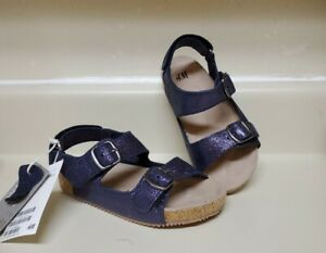 Leather Sandals For Kids Size 10.5 (28