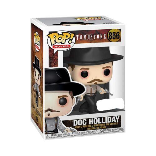 Funko Pop Movies Tombstone-Doc Holliday dans un tendue Standoff Vinyl Figure