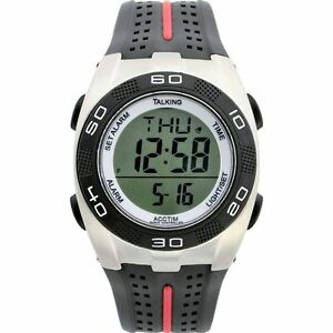 Acctim Radio Controlled Talking Watch 60163 for the Blind ...
