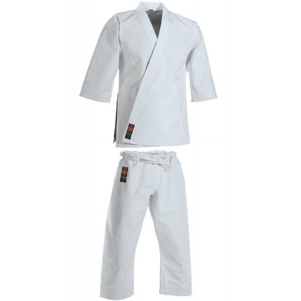 Tokaido Karate Wado Kai Kata Meister Gi - 12oz amerikanischer Schnitt
