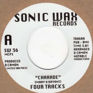 Four-Tracks-Charade-Sonic-Wax-SW36-Soul-Northern-Motown