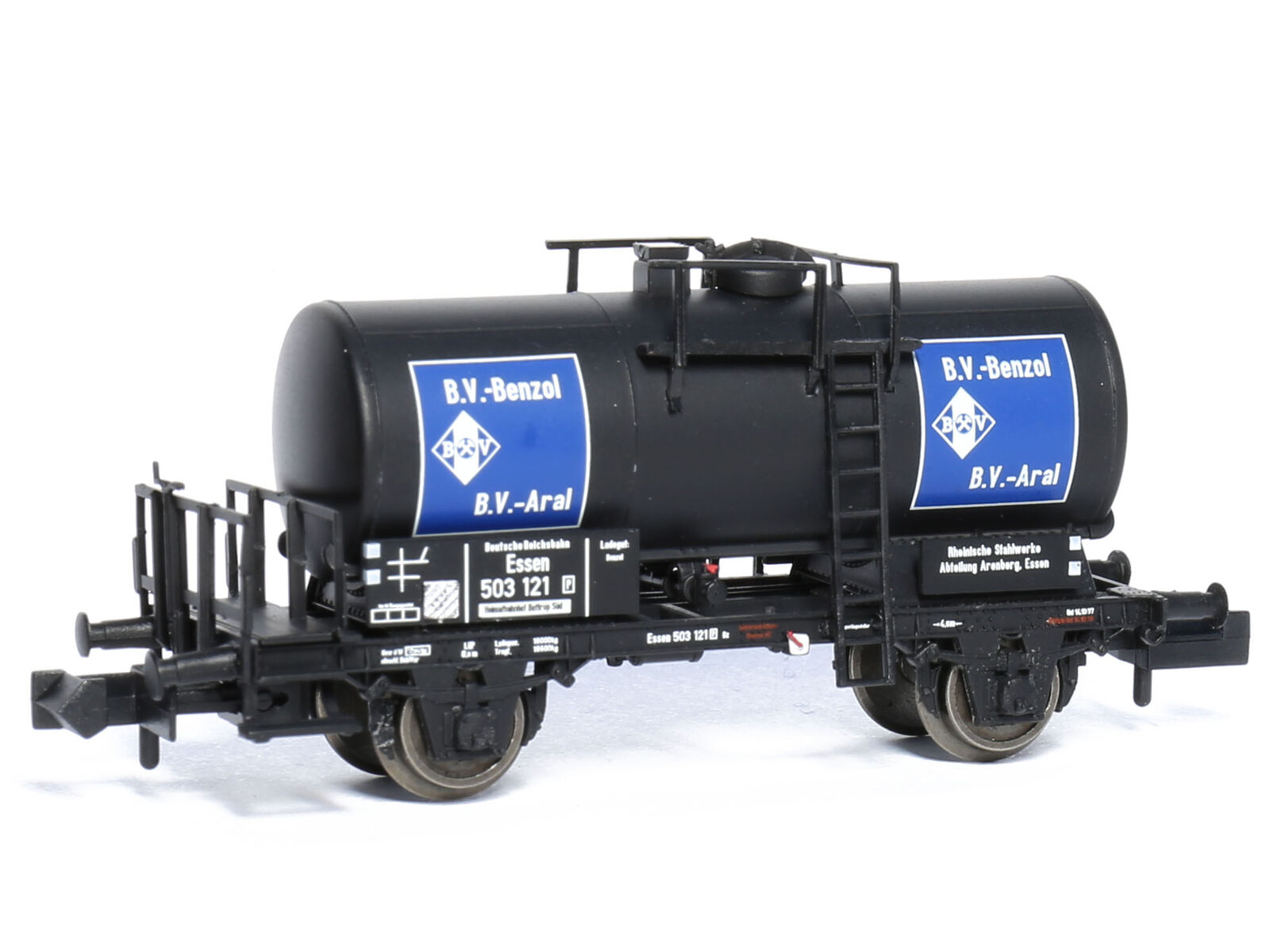 Brawa 67529 67529 67529 - Güterwagen Kesselwagen Z Aral DRG Ep.II - Spur N - NEU  | Moderner Modus  5a670b