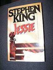 Livre JESSIE de Stephen KING - Albin Michel