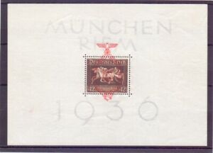 Deutsches-Reich-1937-Braunes-Band-Block-10-postfrisch-Michel-180-00-985
