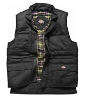 Dickies Bw11025 Combat Body Warmer (black)