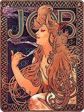 Alphonse Alfons Mucha Art Nouveau Deco Job Cigarette Papers Picture Giclee Print