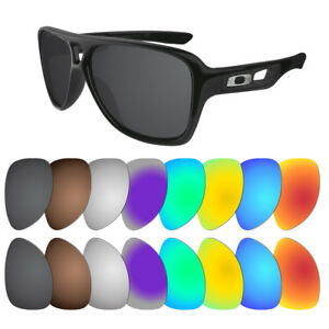 49851383bd Image is loading Polarized-Replacement-Lenses-for-Oakley-Dispatch-2 -Sunglasses-