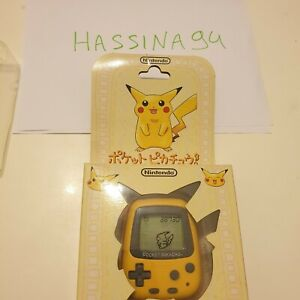 Pocket Pikachu Nintendo 1998 - POKEMON - NEUF NEW