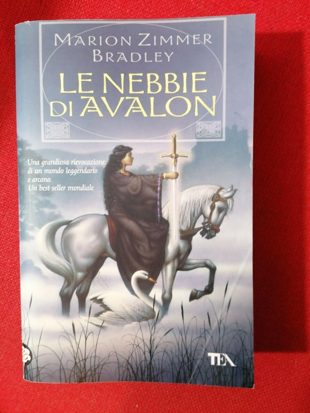 Le Nebbie di Avalon - Autore: Marion Zimmer Bradley - I Grandi TEA