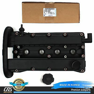 Engine Valve Cover W// Gasket For 2004-2005 Chevy Chevrolet Aveo 96473698