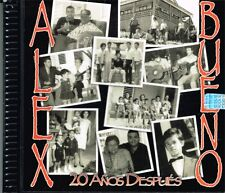 20 Anos Despues by Alex Bueno (CD, Mar-2004, J&N Records/Fania)