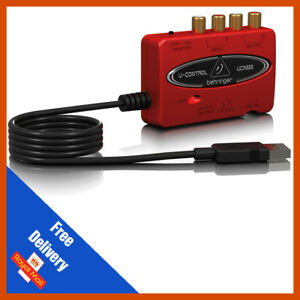 Behringer Uca222 U Control Usb Audio Interface Computer Recording Studio Audio/midi Interfaces