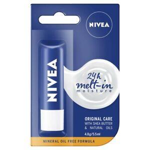 Nivea Original Care Lip Balm 4.8g