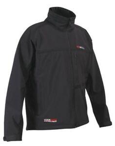 Gul-Men-039-s-Soft-shell-Jacket-Black-SMALL