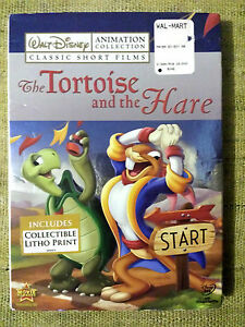 The tortoise and the hare dvd cartone animato walt disney in