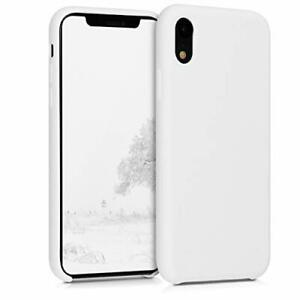 kwmobile Apple iPhone XR Cover Custodia in Silicone TPU per Apple
