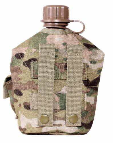 Rothco Gi Style 1 Qt Molle Militaire Tactique Canteen cover