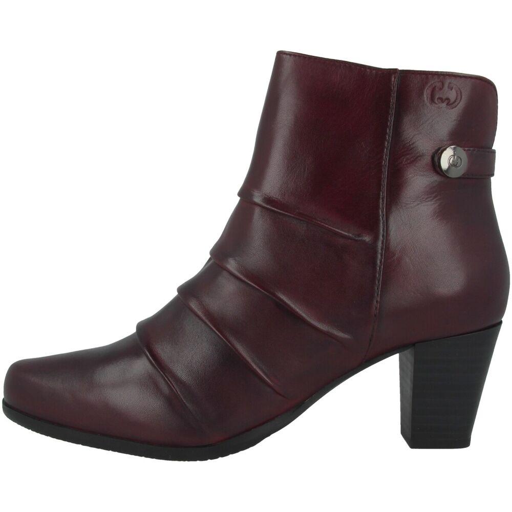 Respectueux Gerry Weber Louanne 09 Chaussures Femmes Bottines Escarpins Bordo G13219-mi90-410-0 Disponible Dans Divers ModèLes Et SpéCifications Pour Votre SéLection