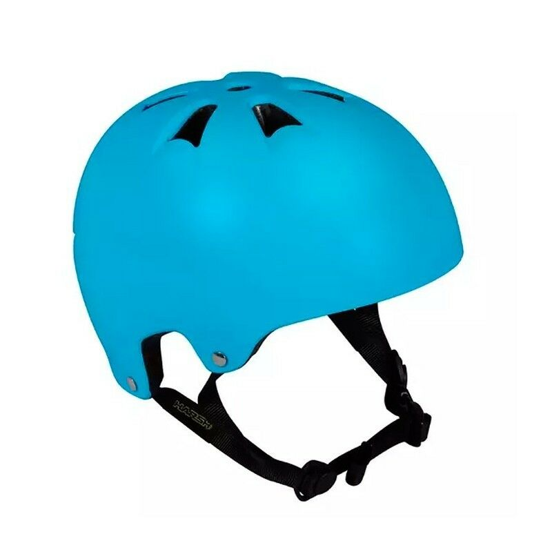 Harsh HX1 Classic Helm Inmold  blue matte medium 55-58cm BMX