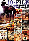 10-Film Western Collection (DVD, 2013, 2-Disc Set)