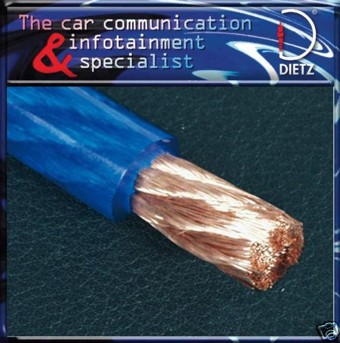 = Dietz 23213 m cable menos 10qmm metros precio power cable azul