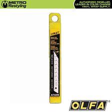 OLFA 30 Degree Blades 10/pk A1160B Vinyl Car Vehicle Wraps Decals Sticker