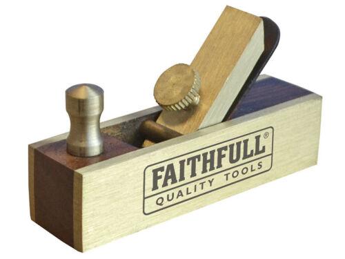 faiminiset 5 Faithfull 5 Mini Madera dura Madera Avión Bisel cuadrado en funcionamiento conjunto de herramientas