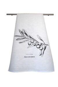 Geschirrtuch-Halbleinen-Tavolinas-Olive-weiss-sand-stilvoll-mediterran