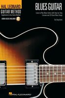 Hal Leonard Guitar Method Blues Guitar - 6 Inch X 9 Inch Edition 000697344
