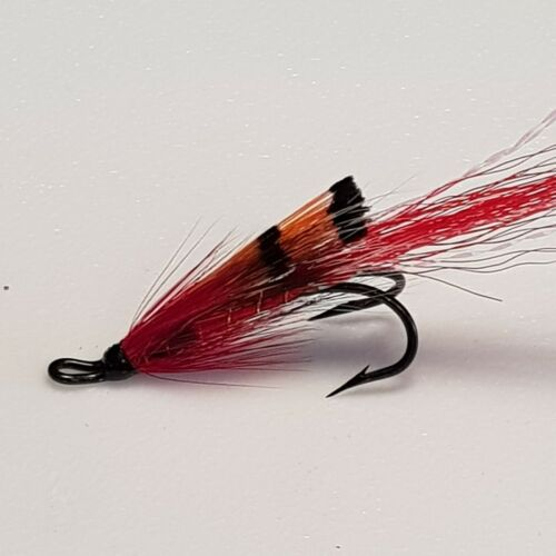 Sea Trout Doubles Red Alley Shrimps Salmon