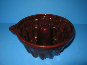 Scheurich Keramik Greulich West Germany Glazed Earthenware